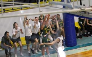 Baltijos taurės turnyre lietuvės iškovojo pirmąją perglę