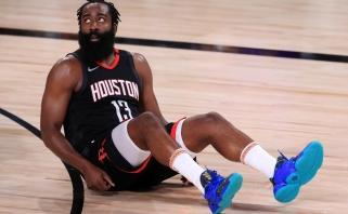 """""""Rockets"""" po Hardeno išmainymo pakilo į neregėtas aukštumas pagal gynybą"""