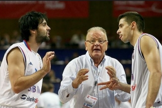 D.Ivkovičius taps pirmąja Eurolygos legenda - treneriu