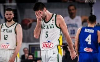 Rinktinės poilsis prieš čempionatą: kapitonas atostogaus trumpiausiai, NBA bokštai - ilgiausiai
