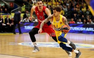"""""""Maccabi"""" sutriuškino Vokietijos čempionus"""
