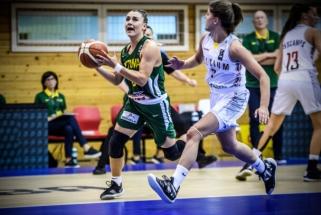 Merginos triuškinama nesėkme startavo Europos jaunimo čempionate