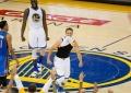"""Čempionai išgyveno: """"Warriors"""" su S.Curry - NBA superfinale"""
