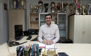 """""""Anadolu Efes"""" vadovas: Eurolyga atlieka milžinišką darbą, bet vargu, ar jiems pavyks atnaujinti sezoną"""