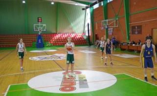 Dvidešimtmetės įveikė Ukrainą, treneris nepatenkintas
