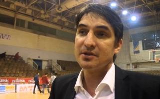 D.Mulaomerovičius paliko Bosnijos ir Hercegovinos vyriausiojo trenerio postą