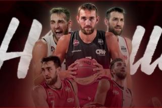 Vienas garsiausių Belgijos krepšininkų baigė 20 metų trukusią karjerą