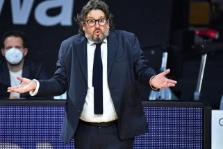 """Trinchieri svaidosi žaibais – """"Bayern"""" neturi kada ruoštis Eurolygos ketvirtfinaliui"""