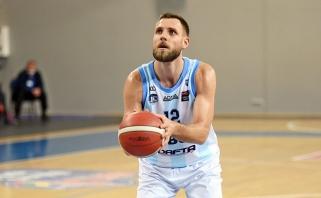 Su Pelenės istorija 3x3 krepšinį palyginęs D.Tarvydas: Lietuvai jis labai reikalingas