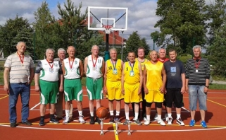 Įvyko trečiasis Lietuvos sodininkų krepšinio turnyras