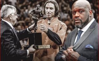 """Sh.O'Nealas """"patrolino"""" naująjį """"Nets"""" trenerį S.Nashą"""