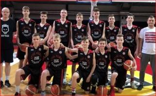 """""""Rytas Talent Camp"""" vėl sukvietė talentingiausius Vilniaus jaunuosius krepšininkus"""