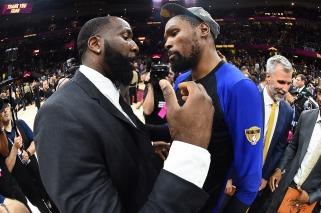K.Perkinsas: jei Durantas nenori būti mano draugu, tai jo sprendimas