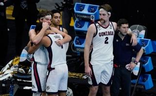 Tobulas sezonas sugadintas: Arlauskui nepavyko tapti pirmuoju NCAA čempionu iš Lietuvos