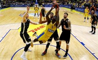 """Buvęs """"Maccabi"""" aukštaūgis tapo M.Kalniečio komandos draugu"""