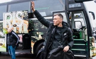 Sirgalių palaikymu sužavėtas Š.Jasikevičius: Prienuose žaidėme aukščiausio lygio krepšinį