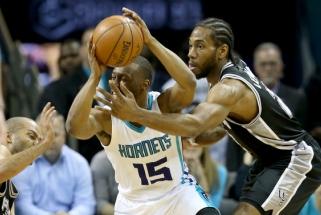 NBA savaitės geriausieji - K.Walkeris ir K.Leonardas (video)