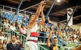 Fantastišką pasirodymą surengęs G.Biruta atvedė komandą į pergalę