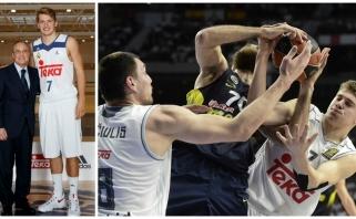 S.Curry ir M.Jordano lydinys: Ispanija glemžiasi Europos krepšinio supertalentą