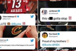 NBA sezonas vėl sustojo: žaidėjai skelbia boikotą – atšauktos rungtynės