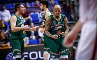 FIBA Čempionų lygos MVP tapo M.Kalniečio bendraklubiu