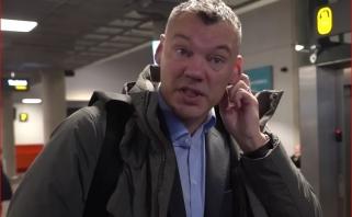 Š.Jasikevičių neramina traumos: į Stambulą išvyko be dviejų starto penketo žaidėjų