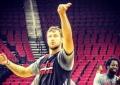 """D.Motiejūno sezonas """"Rockets"""" gretose įvertintas aukščiausiu balu"""