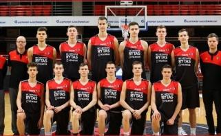 """""""Lietuvos ryto"""" jaunimo ekipa sutriuškino CSKA ir žengė į Eurolygos turnyro finalą"""