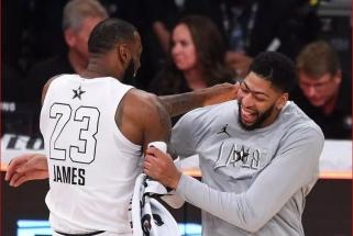 Grandioziniai mainai NBA lygoje: B.Davisas jungiasi prie LeBrono