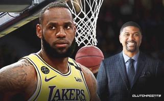 """J.Rose'as: jei """"Lakers"""" neiškovos titulo šiemet, kažin, ar tai įvyks artimiausioje ateityje"""
