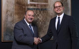 Valdžios vakuumas užpildytas: paaiškėjo mirusio FIBA vadovo įpėdinis