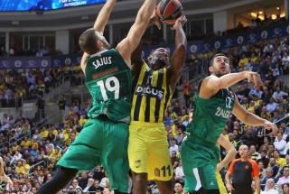 Informacija apie B.Wanamakerio sugrįžimą į Europą neatitinka tikrovės - įžaidėjas liks NBA