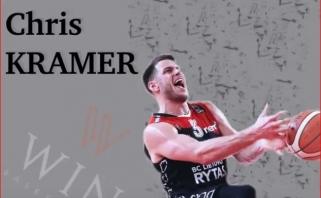 Ch.Krameris pagerino 23 metų LKL rekordą