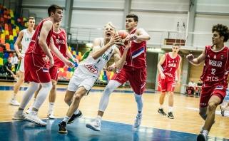 Aštuoniolikmečiai Europos čempionatą pradėjo dramatiška pergale