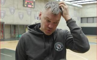 """Š.Jasikevičius įžvelgė beribį """"Chimki"""" puolimo potencialą"""