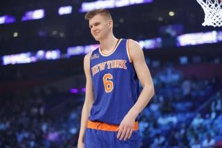 Latviška pasaka tęsiasi: K.Porzingis tapo NBA įgūdžių konkurso nugalėtoju