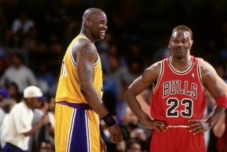 """Sh.O'Nealas: Jordanas - tai """"10"""", buvo daug """"7"""" ar """"8"""", bet niekas nepasiekė aukštesnio lygio"""