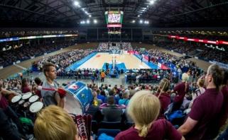 """Finalo rungtynėse užfiksuotas visų laikų """"Cido"""" arenos lankomumo rekordas"""