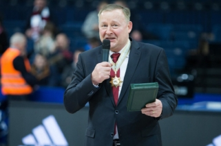 """""""Lietkabelio"""" prezidentas A.Bieliauskas: Štalbergas antrą kartą treneriu tikrai netapo"""