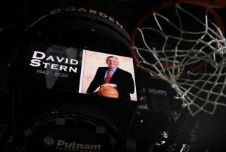 Žmogus, pavertęs NBA globaliu reiškiniu: neįkainojamas D.Sterno palikimas