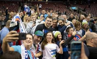 Kalėdos Dalase: penkis mačus praleidęs L.Dončičius grįžta į NBA kovas