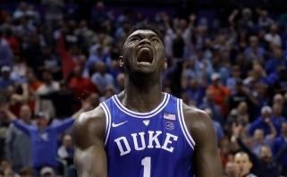 """Įvyko NBA naujokų bižos loterija - trokštamą pirmąjį šaukimą gavo """"pelikanai"""""""