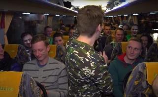 """""""Žalgirio ekspreso"""" geografija plečiasi - specialūs autobusai kursuos iš Marijampolės ir Alytaus"""