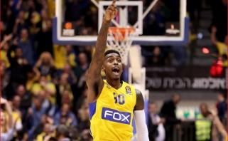 "NBA ir Eurolygos patirties turintis Q.Milleris tapo D.Sabeckio bendraklubiu ""Cibona"" gretose"