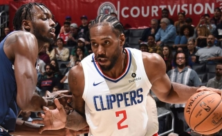 "K.Leonardas debiutavo ""Clippers"" gretose (visi rezultatai)"