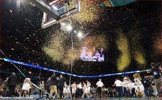 NCAA finale - Vilanovos studentų triumfas (video)