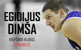 """""""Lietkabelio"""" priekinę liniją oficialiai sustiprino E.Dimša"""