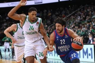 """""""Anadolu Efes"""" lyderiu tapęs buvęs žalgirietis jau kitą sezoną pravers NBA duris"""