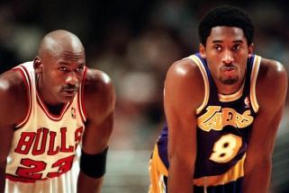 """Visų laikų atakuojančių gynėjų """"Top 10"""" viršūnėje - MJ, Kobe, Wade'as ir Hardenas"""