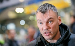 Po geros žinios Š.Jasikevičius rengiasi fiziniam išbandymui (Ulanovo komentaras)
